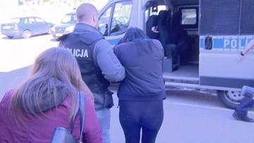 Gimnazjalistki brutalnie pobiły koleżankę. Zostały zatrzymane. Trafiły do Policyjnej Izby Dziecka