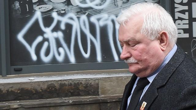 L. Wałęsa zapowiedział obecność na następnej kontrmanifestacji miesięcznicy smoleńskiej