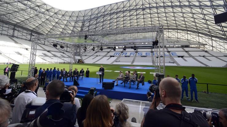 Stade Velodrome w Marsylii gotowy do turnieju