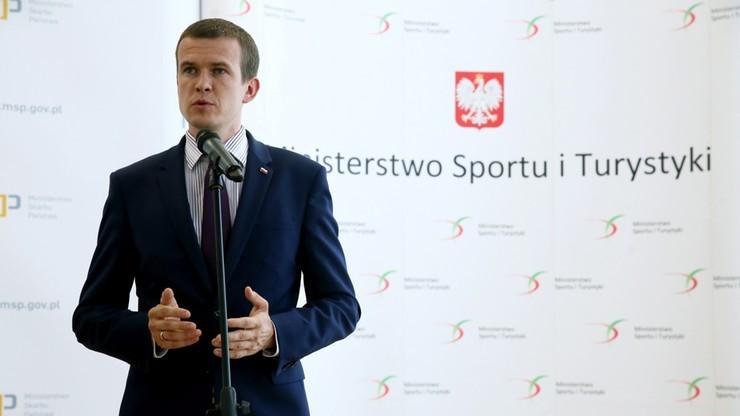 Minister Bańka: Potrzebne są zmiany w polskim sporcie