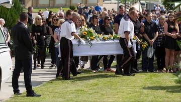 23-05-2017 17:17 W Bogatyni pochowano Magdalenę Żuk