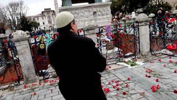 Turcja szuka winnych samobójczego ataku na turystów
