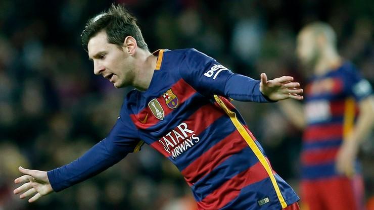 Messi zaskoczył... kolegów z Barcelony!