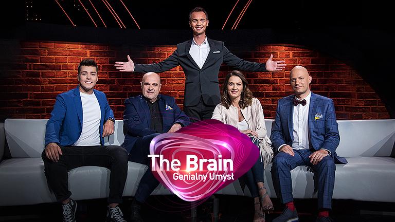 The Brain.<br> Genialny Umysł