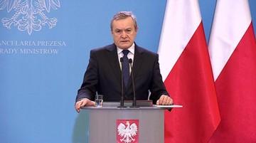 """25-11-2016 13:45 """"Jestem gotowy przeprosić panią Zofię Komorowską i panią Różę Rzeplińską"""" - minister Gliński"""