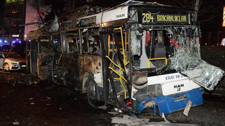 Zamach w Ankarze. Zginęło 37 osób