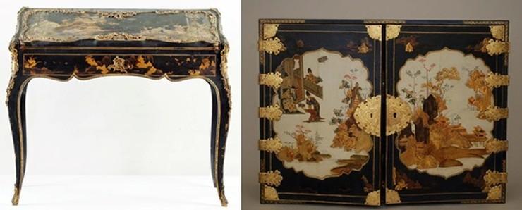 Utracone w czasie II wojny XVIII-wieczne meble wrócą do Wilanowa