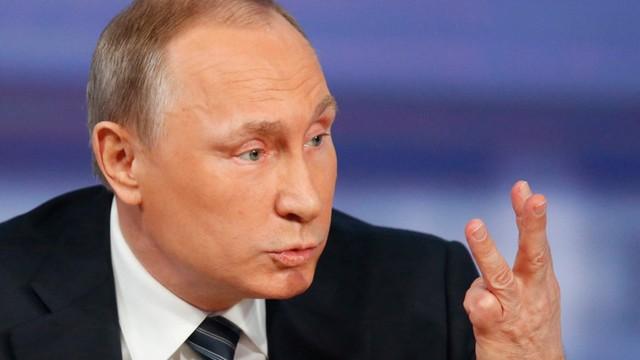 Putin proponuje Erdoganowi zacieśnienie wspólnej walki z terroryzmem