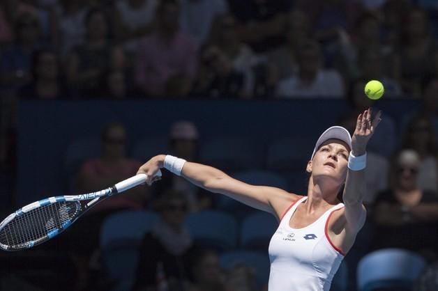 WTA Sydney - Radwańska w drugiej rundzie