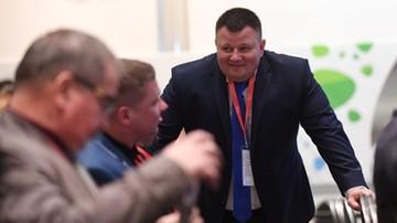 2016-12-17 Jędra prezesem Polskiego Związku Podnoszenia Ciężarów