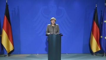 13-01-2016 05:49 Merkel: zamach w Stambule to morderczy akt, a terroryści są wrogami całej ludzkości