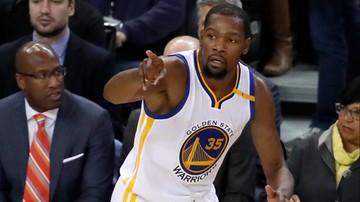 2017-01-13 NBA: Wygrana Warriors, 140 punktów Nuggets w Londynie