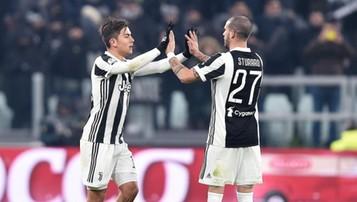 2017-12-20 Gładkie zwycięstwo Juventusu! Derby Turynu w 1/4 finału Pucharu Włoch