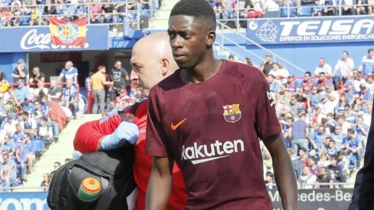 Dembele wraca do składu Barcelony!