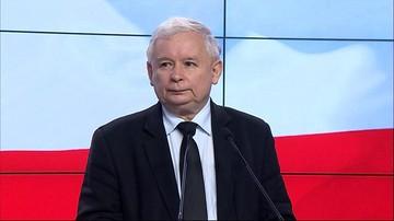 24-06-2016 13:30 Jarosław Kaczyński: UE potrzebuje nowego traktatu. Miejsce Polski jest w Unii