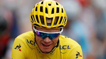 2017-07-23 Tour de France: Chris Froome wygrał po raz czwarty!