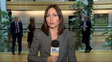 PE przyjął Parlament Europejski przyjął rezolucję ws. praworządności w Polsce - relacja korespondentki Polsat News