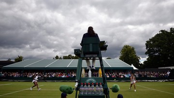 02-07-2016 16:56 Wimbledon: najmniej kibiców od 2007 roku