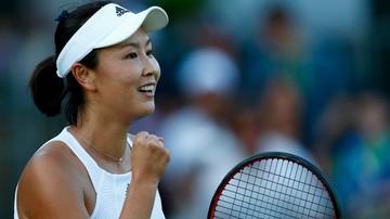 2017-07-30 WTA w Nanchang: Zwycięstwo Shuai w finale