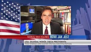 Mariusz Max Kolonko - Skandal wokół zięcia Trumpa
