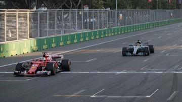 2017-06-26 Formuła 1: Rywalizacja Hamiltona z Vettelem już nie tak przyjacielska