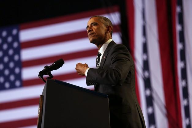 Imigranci czynią Amerykę wyjątkową. Obama broni swojej decyzji