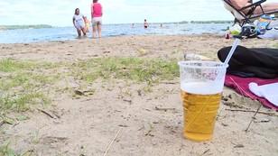 Alkohol największym problemem kąpielisk