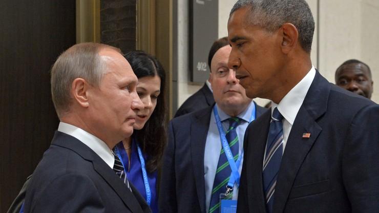 """USA wydalają 35 rosyjskich dyplomatów. Odpowiedź """"na ingerencję w wybory prezydenckie"""""""