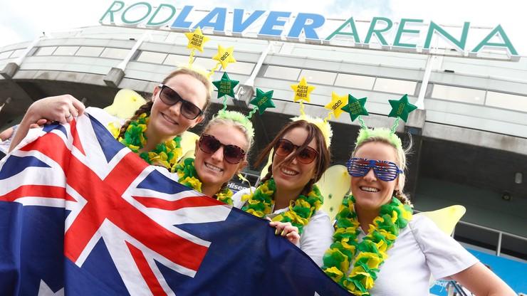 Lorek: Na Australian Open pogoda jak marzenie