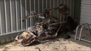 Potrącił motorowerzystę i uciekł. Poszukiwane bordowe Renault Laguna kombi z rejestracją DDZ