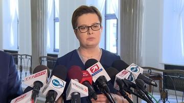 """""""To zemsta polityczna"""". Lubnauer o wezwaniu Tuska do prokuratury"""