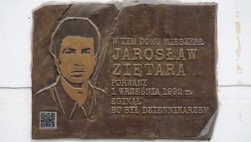 """01-09-2017 17:31 25 lat od zaginięcia Jarosława Ziętary. """"Rano wyszedł do pracy"""""""