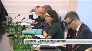 Awantura podczas obrad komisji. Chcieli odwołać Stanisława Piotrowicza