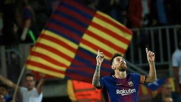 2017-10-01 Media: Mecz Barcelony z Las Palmas przełożony