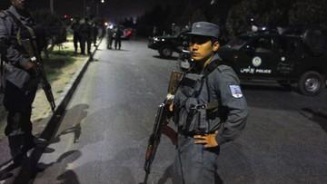 25-08-2016 05:41 Atak na uniwersytet w Kabulu. 12 zabitych, co najmniej 44 rannych