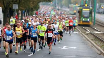 2017-10-15 18. Poznań Maraton: Zwycięstwo Ukraińca Juchimczuka i Japonki Takady