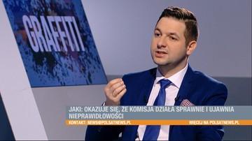 11-07-2017 10:41 Patryk Jaki: przejęcie nieruchomości przy Twardej w Warszawie to szmalcownictwo