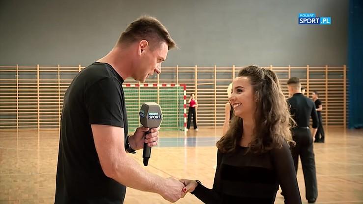 TWG: Dziennikarz Polsatu Sport uczy się tańca towarzyskiego