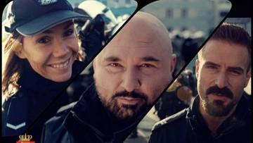 Bołądź, Stramowski i Vega zachęcają do wstąpienia w szeregi policji