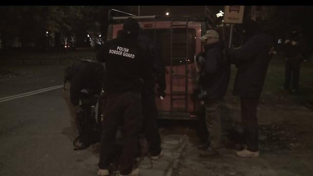 Straż Graniczna rozbiła gang przemytników ludzi. 26 osób zatrzymanych