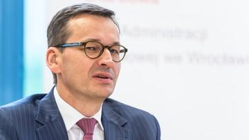 26-09-2017 10:46 Morawiecki: nowość w systemie emerytalnym. Pracownicze programy kapitałowe już za dwa lata