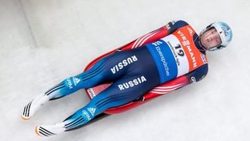 2017-11-19 PŚ w saneczkarstwie: Trzej mistrzowie świata na podium w Innsbrucku