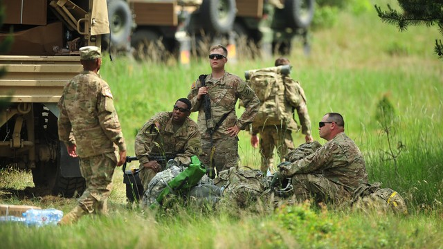 FT: W Polsce będzie stacjonował batalion NATO dowodzony przez Amerykanów