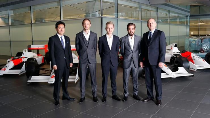 Alonso podpisał kontrakt z McLarenem