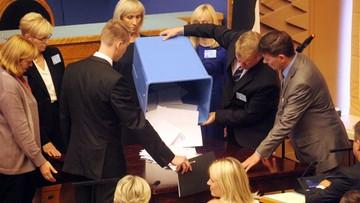 29-08-2016 17:29 Estonia nadal bez prezydenta