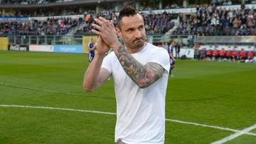 2015-09-19 Wasilewski pochwalił się nowym tatuażem... Wielką sową