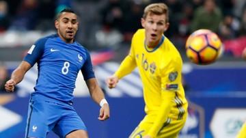 2016-11-11 El. MŚ 2018: Francja pokonała Szwecję. Cudowny gol Forsberga na otarcie łez