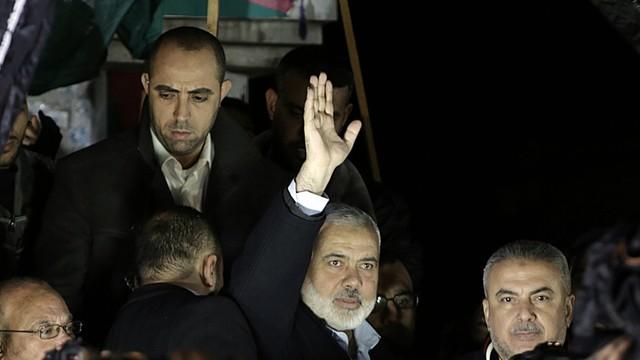 Hamas: Trump otworzył bramy piekieł