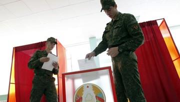 11-09-2016 07:14 Białoruś: rozpoczęły się wybory do niższej izby parlamentu