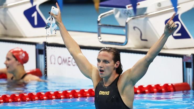 Rio 2016: Hosszu zdeklasowała rywalki i pobiła rekord świata o ponad dwie sekundy!